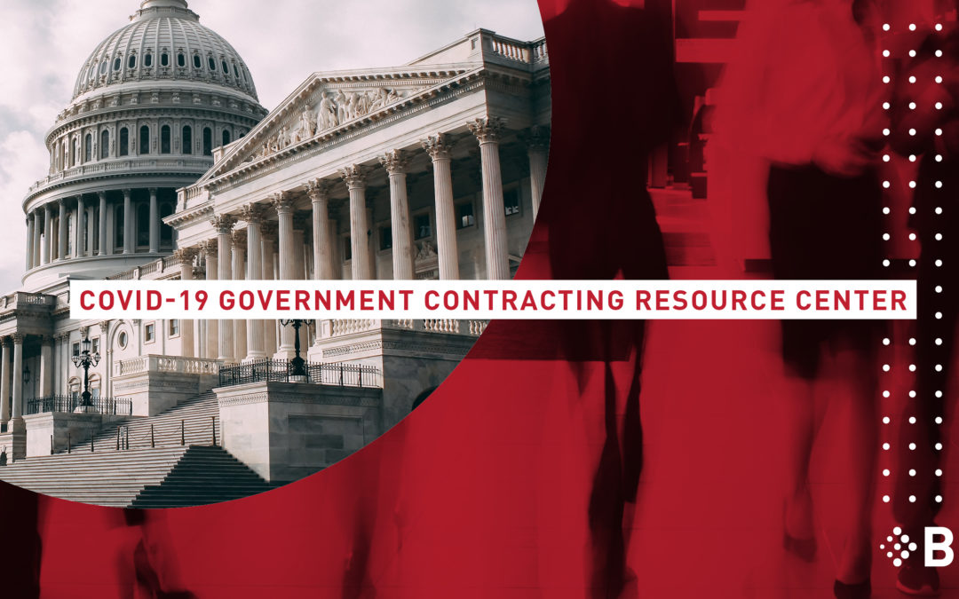 CARES Act Relief Brings Accompanying Federal Oversight and Potential Increased Contractor Scrutiny
