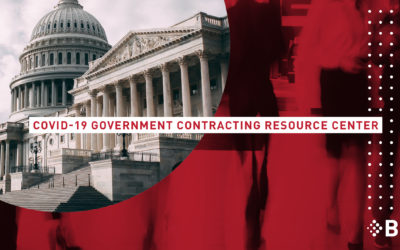 September 22 Webinar: Government Contracts: A Practical Guide in the Post-COVID Era