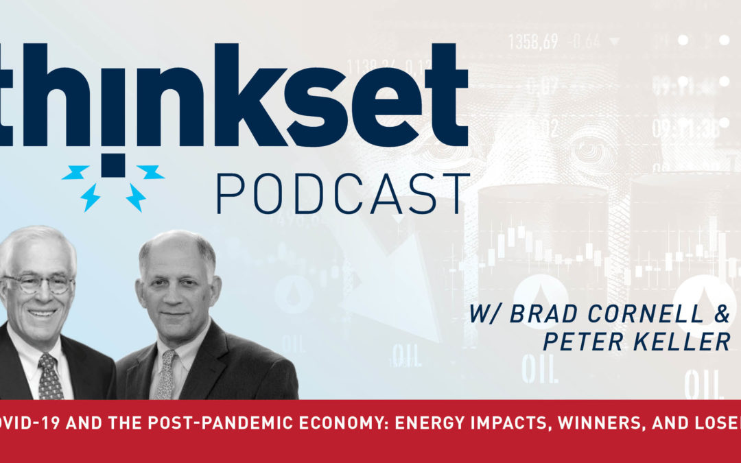ThinkSet Podcast: COVID-19 and the Post-Pandemic Economy: Energy Impacts, Winners and Losers — Implications for Energy Financing and Capital Access